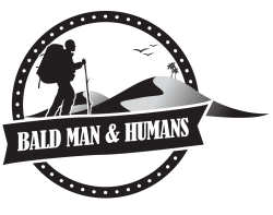 Bald Man and Humans